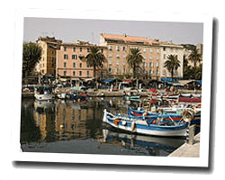 seaside hotels ajaccio