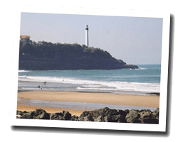 seaside holiday rentals Anglet
