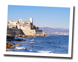 seaside holiday rentals Antibes Juan-les-Pins