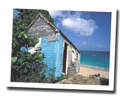 seaside holiday rentals West Indies