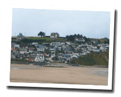 seaside holiday rentals Asnelles