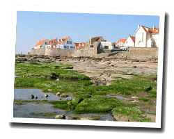 seaside holiday rentals Audresselles