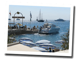 seaside holiday rentals Bay of Cannes-Antibes