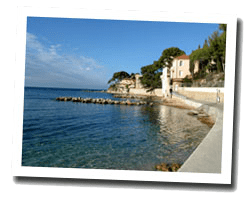 seaside holiday rentals Bandol