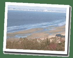 kuste am meer Benerville-sur-Mer