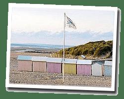 seaside holiday rentals Berck-Plage