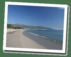 kuste am meer Borgo