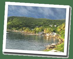seaside hotels bouillante