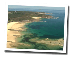 seaside holiday rentals Brittany north and west coast
