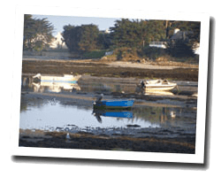 seaside holiday rentals Brittany south coast