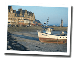 hotels am meer cancale