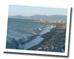 seaside holiday rentals Canet-Plage