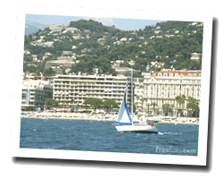 seaside holiday rentals Cannes