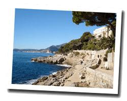 seaside holiday rentals Cap-d'Ail