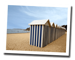 seaside holiday rentals Carantec