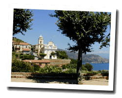 seaside hotels cargese