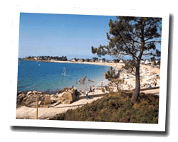 seaside holiday rentals Carnac