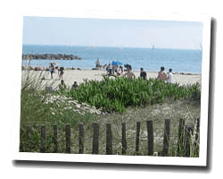 seaside holiday rentals Carnon-Plage