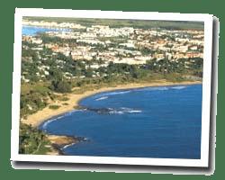Hôtel vue mer cayenne