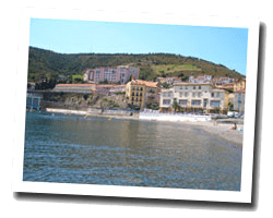 seaside hotels cerbere