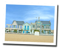 seaside holiday rentals Chatelaillon-Plage