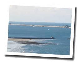 seaside holiday rentals Cherbourg