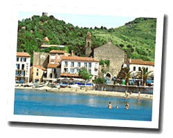 seaside holiday rentals Collioure
