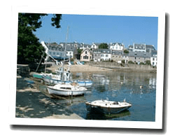 seaside holiday rentals Combrit-Ste-Marine