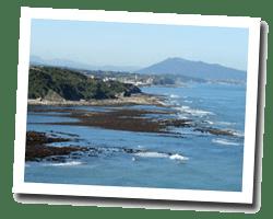 Hôtel vue mer cote_basque