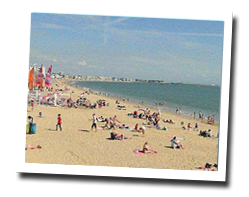 seaside holiday rentals Guérande peninsula