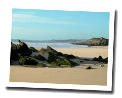 seaside holiday rentals Cornwall coast