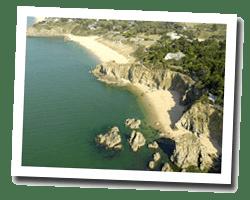 seaside holiday rentals Jade coast