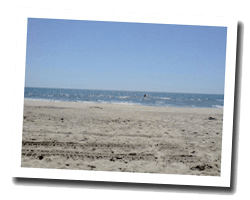 seaside holiday rentals Hérault coast