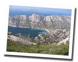 seaside holiday rentals Calanques