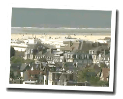 seaside holiday rentals Deauville