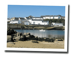seaside holiday rentals Douarnenez