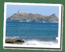 seaside holiday rentals Ersa