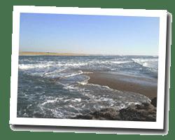 seaside holiday rentals Etel