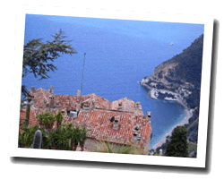 seaside holiday rentals Eze