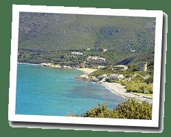 seaside holiday rentals Farinole