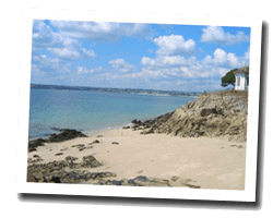 seaside holiday rentals Fouesnant Cap-Coz