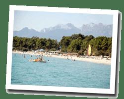 seaside holiday rentals Ghisonaccia