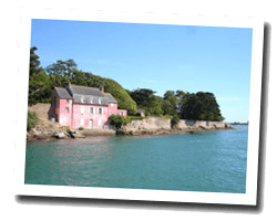 seaside holiday rentals Gulf of Morbihan-Rhuys peninsula