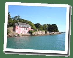 seaside holiday rentals Gulf of Morbihan-Rhuys peninsula