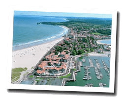 seaside holiday rentals Hendaye