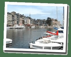 seaside hotels honfleur