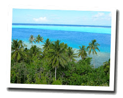 seaside holiday rentals Huahine