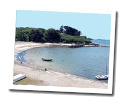 seaside holiday rentals Ile aux Moines