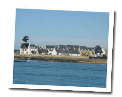 seaside holiday rentals L'Île-Tudy