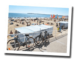 seaside holiday rentals La Baule